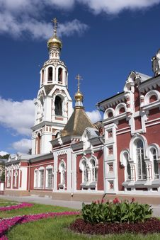 Free Orthodox Cathedral Stock Photos - 9398333