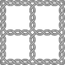Free Celtic Knot Illustration Royalty Free Stock Image - 9399566