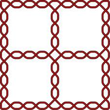 Free Celtic Knot Illustration Stock Photo - 9399610