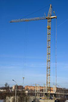 Free Crane Stock Image - 9399761