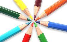 Free Pencils Stock Image - 9399871