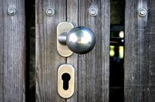 Free Doorknob Stock Photos - 93948543