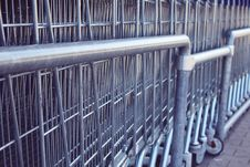 Free Shopping Carts Royalty Free Stock Photo - 93948855