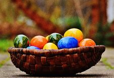Free Easter Egg, Still Life Photography, Still Life, Fruit Stock Image - 93949721