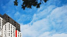 Free Tall Modern Buildings Royalty Free Stock Image - 93999506