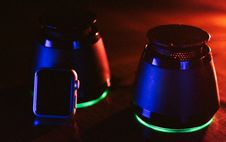 Free Illuminated Electronics Royalty Free Stock Photography - 93999527