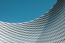 Free Contemporary Architecture Against Blue Skies Royalty Free Stock Images - 93999529