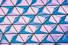 Free Abstract Pattern In Pink And Blue Royalty Free Stock Images - 93999589