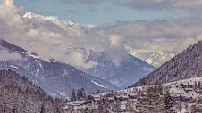 Free Switzerland Alps Landscape Royalty Free Stock Photo - 93999595