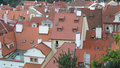 Free House Roofs. Stock Image - 945271