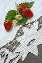 Free Juicy Strawberry Royalty Free Stock Photos - 948548