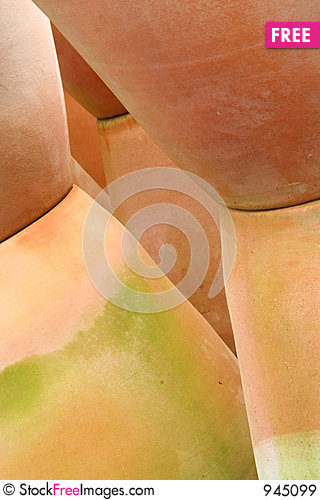 Free Terra Cotta Abstract Royalty Free Stock Images - 945099
