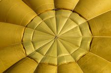 Free Yellow Ballon Stock Photography - 940012