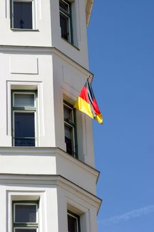 Free German Flag Royalty Free Stock Images - 940029