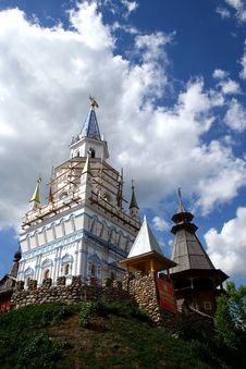 Free Russian Manor. Stock Photo - 940130