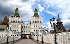 Free Russian Manor. Royalty Free Stock Image - 940266
