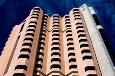 Free Five Star Hotel Architecture Stock Photography - 940592