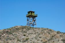 Free Watch-tower Royalty Free Stock Image - 940686