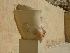 Free Deir Al-Bahari Royalty Free Stock Photos - 941558