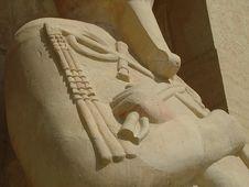 Free Deir Al-Bahari Stock Image - 941561
