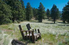 Free Mountain Chair Royalty Free Stock Photos - 942588