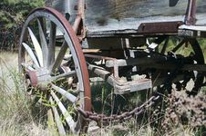 Free Wagon Royalty Free Stock Photo - 942605
