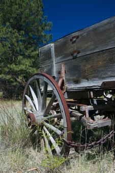 Free Wagon Royalty Free Stock Images - 942609