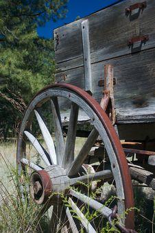 Free Wagon Royalty Free Stock Photos - 942618