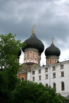 Free Imperial Palace On Island Izmajlovsky. Royalty Free Stock Image - 944096