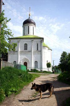 Free Church In Zvenigorod. Stock Photo - 944290