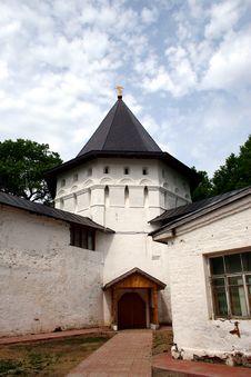 Free Savvino-Storozhevsky Monastery. Zvenigorod. Stock Photos - 944353