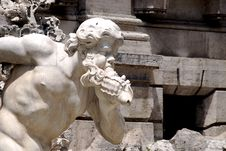 Free Trevi Fountain Stock Photos - 944403