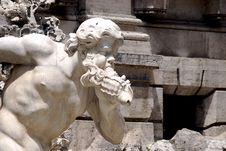 Free Trevi Fountain Stock Photos - 944403