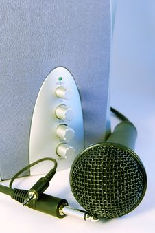 Free Plug And Sing Or Listen Stock Images - 944894