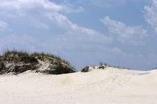 Free Sky Over Dune Stock Photography - 945012