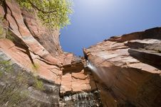 Free Emerald Pools Stock Photography - 945832
