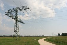 Free The Road Of The Energy Stock Photo - 945980