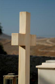 Free Cemetery Scene Stock Photo - 946440