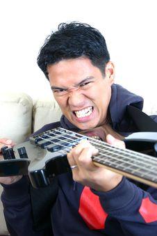 Free Asian Rocker Stock Image - 947491