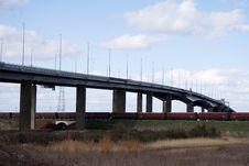 Free Avonmouth Bridge Stock Photos - 947853