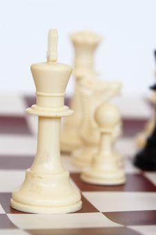 Free White King Stock Photo - 948440