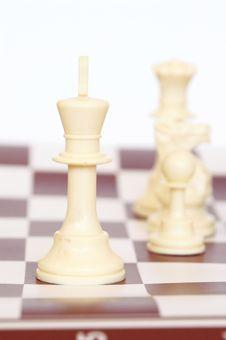 Free White King Stock Images - 948444