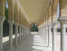 Free Columns In Monastir Royalty Free Stock Images - 948809