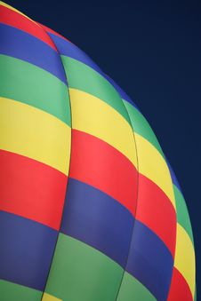 Free Hot Air Balloon Closeup Stock Images - 948834