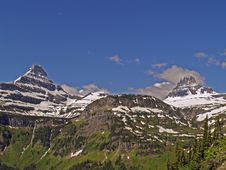 Free Mountains On The Continental Divide Stock Photos - 949473