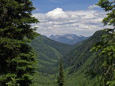 Free Mountain Valley Stock Image - 949551