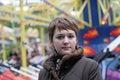 Free Woman On Play Area Stock Photos - 9404703