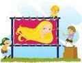 Free Goldie Locks Stock Image - 9409621