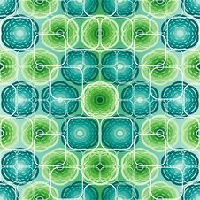 Free Seamless Green Pattern Stock Photo - 9400780