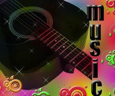Free Music Is All Around Stock Images - 9400824